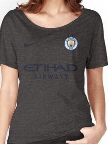 Manchester City Women's Relaxed Fit T-Shirt