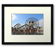 Fun Day Out Framed Print