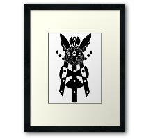 mothership Framed Print