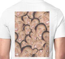 NICOLAS MEME CAGE Unisex T-Shirt