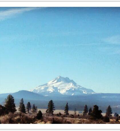 Mt. Jefferson Sticker