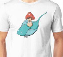 Mushnee Riding Stingray Unisex T-Shirt