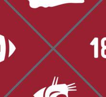 Washington State University - Style 12 Sticker