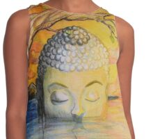 Buddha Blessed Contrast Tank