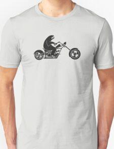 Slow Sloth On A Fast Bike Unisex T-Shirt