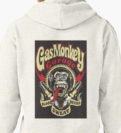 GASMONKEY GARAGE Pullover Hoodie