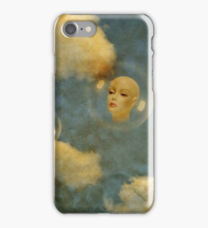 Living in a Bubble iPhone Case/Skin
