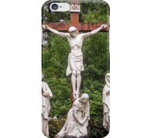 Crucifixion in Cork iPhone Case/Skin