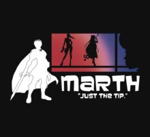 Marth - Just The Tip by BudokaiGamer