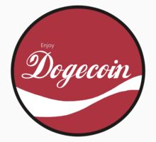 Enjoy Dogecoin by ColaBoy