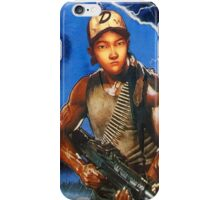 Clementine you changed man. iPhone Case/Skin