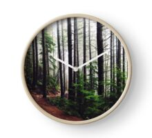 Sound of the Trees Clock