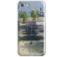 Riverside From The Bell Tower iPhone Case/Skin