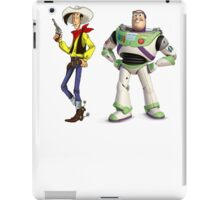 Toy Story 2 Shirt iPad Case/Skin