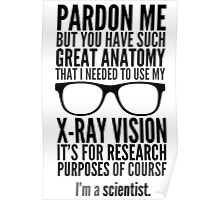 I'm A Scientist Poster