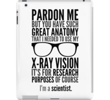 I'm A Scientist iPad Case/Skin