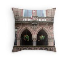 Chester Town Hall, Cheshire, UK Throw Pillow