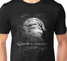 Quoth The Raven t-shirt Unisex T-Shirt
