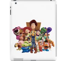 Toy Story 3 Shirt iPad Case/Skin