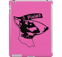 Pixies Band Alternative Punk Rock Custom Black T-shirt Size S M L XL iPad Case/Skin