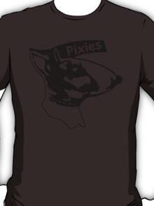 Pixies Band Alternative Punk Rock Custom Black T-shirt Size S M L XL T-Shirt