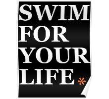 Swim Your Life* Poster
