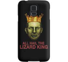 All Hail The Lizard King Samsung Galaxy Case/Skin