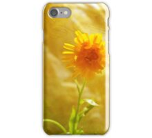 Yellow Note iPhone Case/Skin