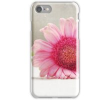 Softness in Pink iPhone Case/Skin
