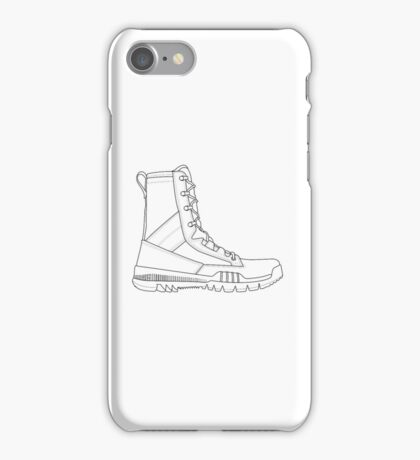 Combat Boots iPhone Case/Skin