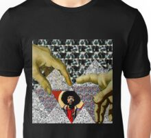 The Creation of Jimi Unisex T-Shirt