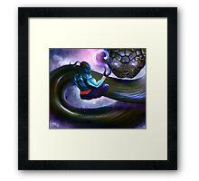 Genie Charmer Framed Print