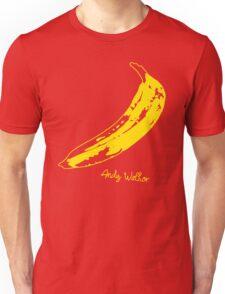Retro Velvet Underground Andy Warhol Banana Rock Black T Shirt Sz S M L XL Unisex T-Shirt