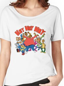 Fat Albert and the Cosby Kids T-Shirt Women's Relaxed Fit T-Shirt