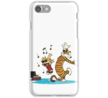 Calvin Hobbes  iPhone Case/Skin