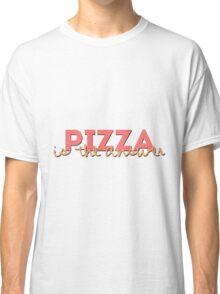 Pizza = Answer Classic T-Shirt