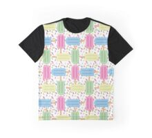 Power Puffsicles Graphic T-Shirt
