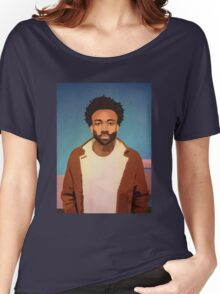 Childish Gambino Pharos New Design Women's Relaxed Fit T-Shirt