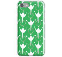 Tiptoe Tulip iPhone Case/Skin