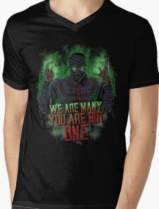 Ermac Mens V-Neck T-Shirt
