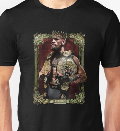 McGregor - King Frame Unisex T-Shirt