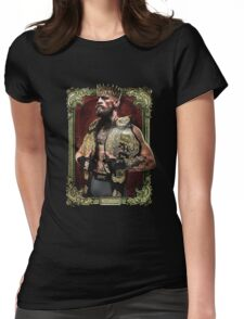 McGregor - King Frame Womens Fitted T-Shirt