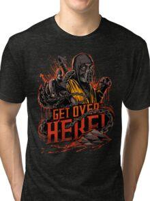 Scorpion Tri-blend T-Shirt