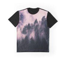 Foggy Night #redbubble #lifestyle Graphic T-Shirt