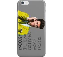 Utopia - Lee's quote iPhone Case/Skin