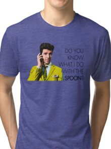 Utopia - Lee's quote Tri-blend T-Shirt
