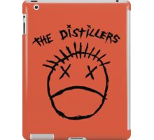 The Distillers Punk Rock Black T Shirt Sz S M L XL 2XL iPad Case/Skin