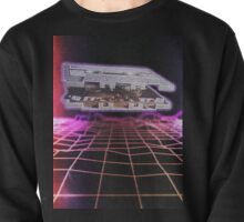 Cassette on the Cyberscape Pullover