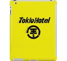 Tokio Hotel Black T-shirt Size S M L XL iPad Case/Skin