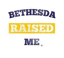Bethesda Raised Me Photographic Print